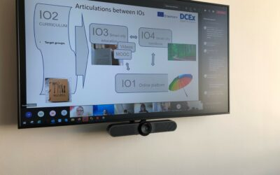 Ongoing DCEx Project meetings